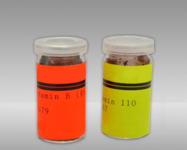 Dye set for ratiometric measurements